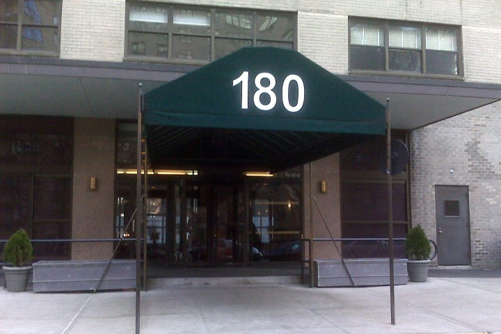 180 WEST END AVENUE 11H, Upper West Side, $625,000, Web #: 9277133